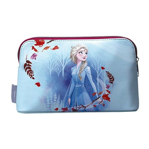 Disney Frozen 2 Elsa In My Element Make Up Bag Toiletry Pouch